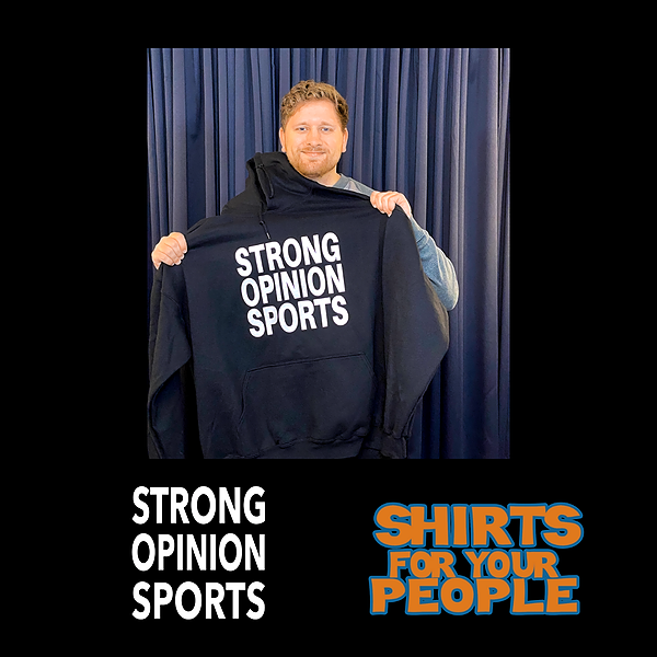 New Apparel Video! Strong Opinion Sports