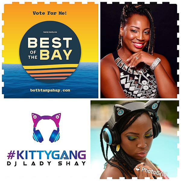 @djladyshay Vote for DJ Lady Shay! Link Thumbnail | Linktree