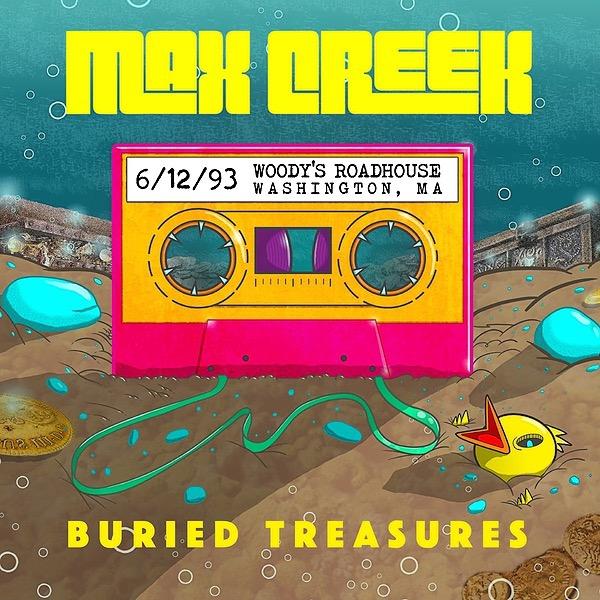Buried Treasures, Vol. 1, 6/12/93 Stream or Download!