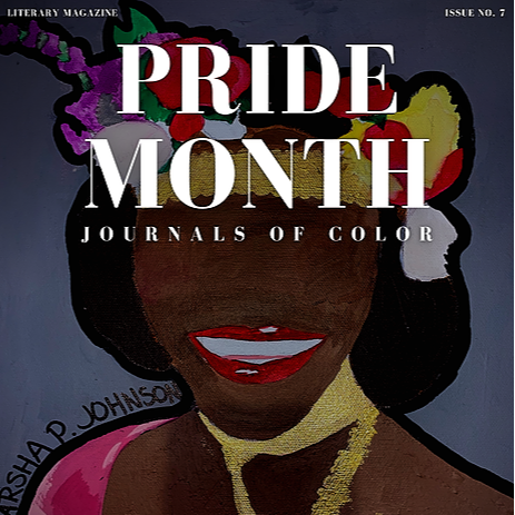 ❗ READ ISSUE 7 OF JOURNALS OF COLOR: PRIDE MONTH. ❗