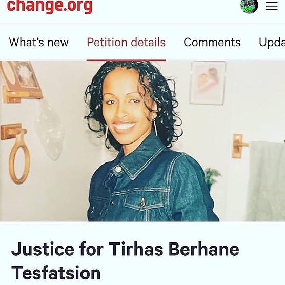 @ijeomaoluo Petition for Tirhas Berhane Tesfatsion Link Thumbnail   Linktree