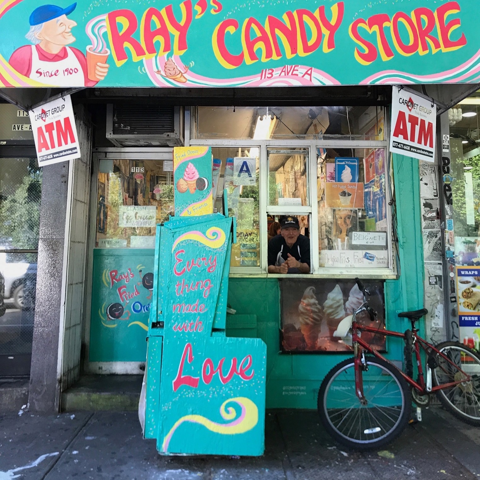 @RaysCandyStore Profile Image | Linktree