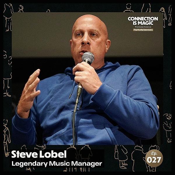 @connectionismagic Steve Lobel – Apple Podcasts Link Thumbnail | Linktree