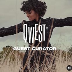 @anoushkashankar Qwest TV Guest Curation Link Thumbnail | Linktree