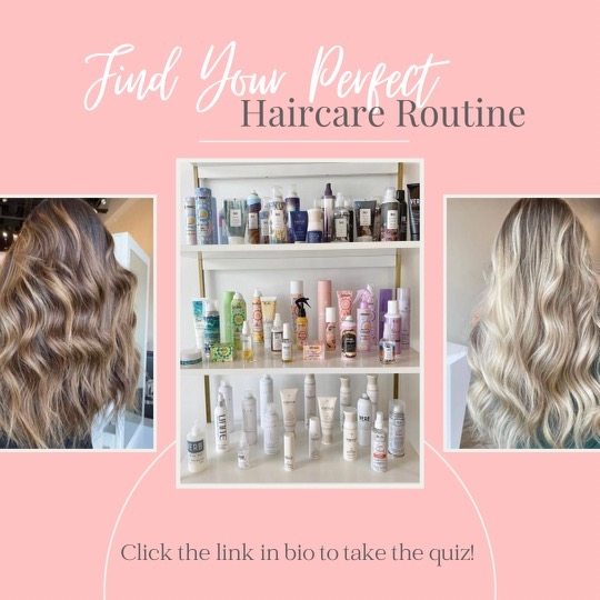 Hairstylist   HairFluencer HAIR Quiz: get a custom routine based on your hair type  Link Thumbnail   Linktree