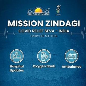 Art Of Living Mission Zindagi! (artoflivingup) Profile Image | Linktree