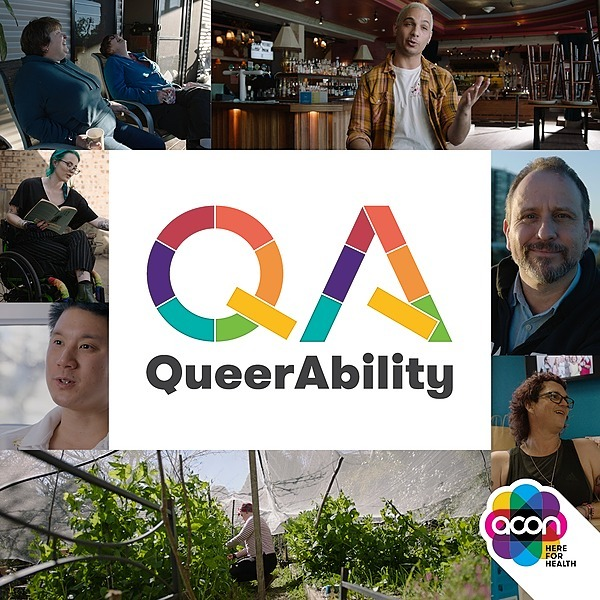 @ACONhealth LGBTQ People with Disability Project and QueerAbility Toolkit Launch Link Thumbnail   Linktree
