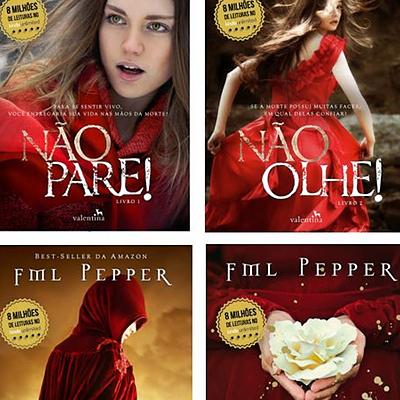 @FMLPepper Quer mais dos meus livros e personagens?: Facebook Fan Page  Link Thumbnail | Linktree