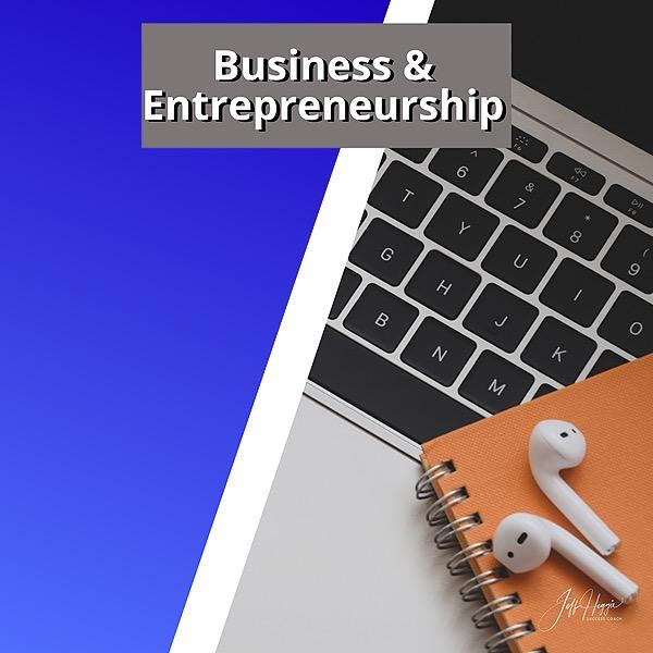 Jeff Heggie | Success Coach Entrepreneurship Link Thumbnail | Linktree