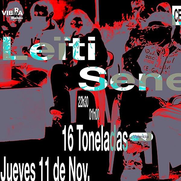 @cero.en.conducta Leïti Sene en Valencia (11.11, 16 toneladas) Link Thumbnail | Linktree