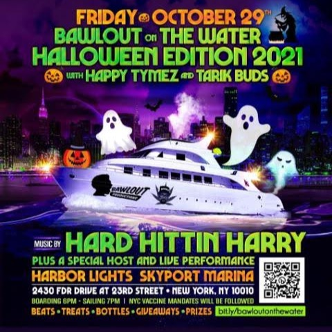 The Joint Cheefs BAWLOUT ON THE WATER HALLOWEEN EDITION Link Thumbnail   Linktree