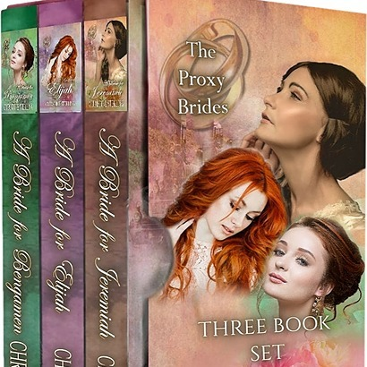 @christinesterling The Proxy Bride Collection Link Thumbnail   Linktree