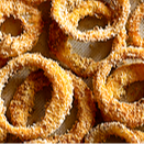WW Onion Rings with Chili-Garlic Dipping Sauce Recipe