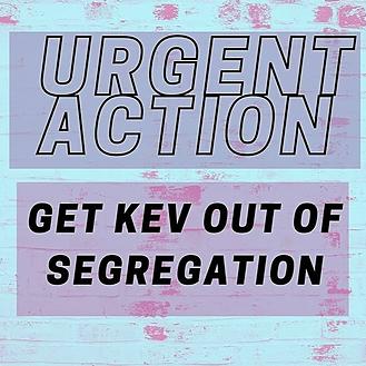 @payitbackuk URGENT ACTION: Get Kev Out of Segregation  Link Thumbnail | Linktree