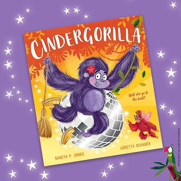 @Cindergorilla Profile Image | Linktree