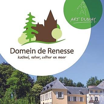 Art Dumay 🎨 Art & Curiosities at Domein de Renesse, Belgium Link Thumbnail | Linktree