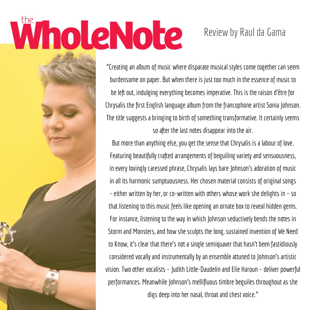 REVIEW - The Whole Note