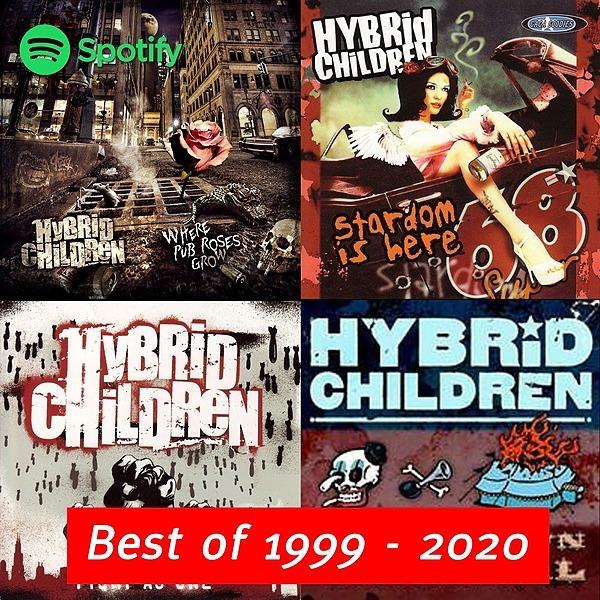 Band Spotify playlists