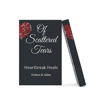 Firdaus H. Salim Of Scattered Tears (amazon paperback) Link Thumbnail   Linktree