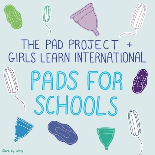 Pads for Schools