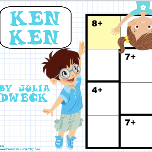 Ken Ken Puzzles *Problem Solving