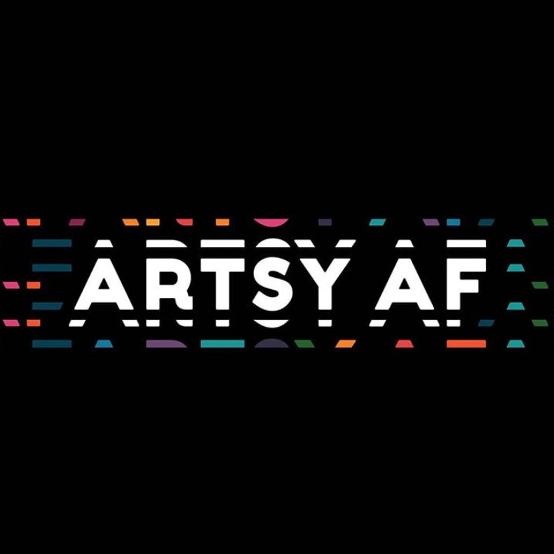Artsy AF Podcast (Artsyaf) Profile Image | Linktree