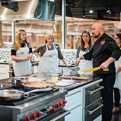 Harmons Grocery Cooking Classes Link Thumbnail | Linktree