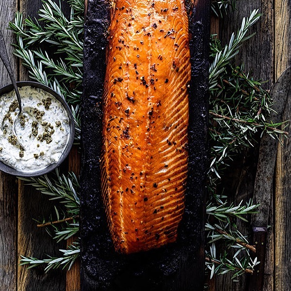@donna.hay Hot Smoked Cured Salmon Link Thumbnail   Linktree
