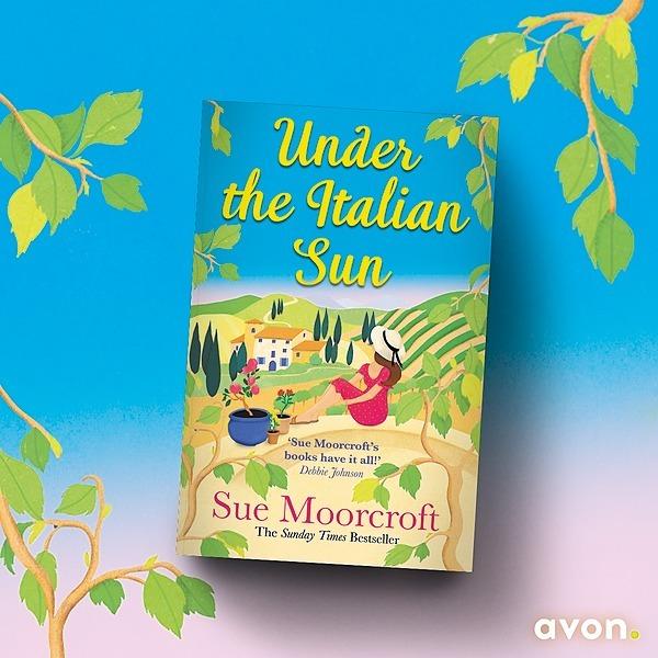 @SueMoorcroft Buy Under the Italian Sun (UK and US) Link Thumbnail   Linktree