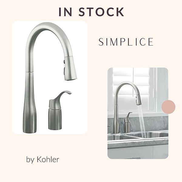 Keidel Simplice by Kohler Link Thumbnail | Linktree