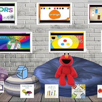 @RebeccaAllgeier Colour Exploration Link Thumbnail | Linktree