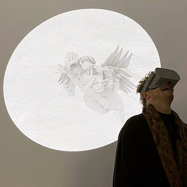 synthesis Whitehot Magazine | How synthesis brings VR to contemporary art Link Thumbnail | Linktree