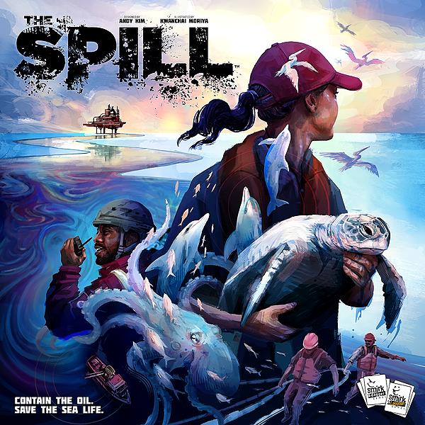 @SmirkandDagger NEW Kickstarter: The SPILL Link Thumbnail   Linktree