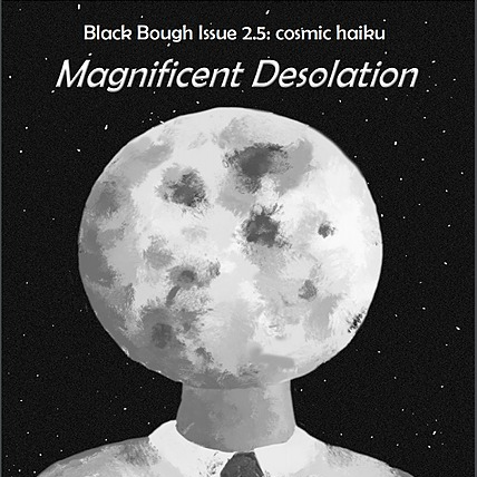 Marcelle Newbold Online poems: 2 haikus (Magnificent Desolation, issue 2.5, Black Bough Poetry) Link Thumbnail | Linktree