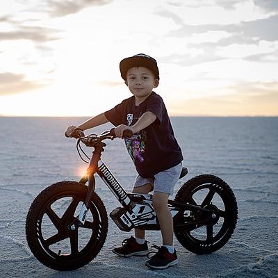 Chase Rippin' the Bonneville Salt Flats