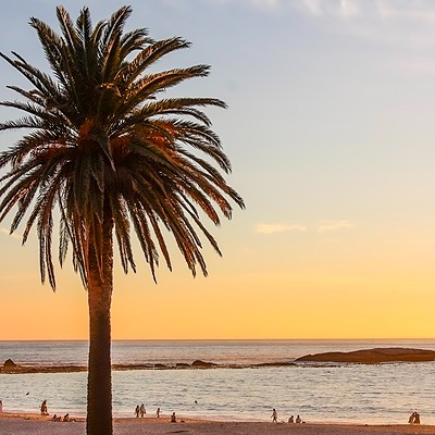 @ceecestravel Sunset at Mantra Cafe, Camps Bay, Capetown  Link Thumbnail | Linktree
