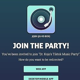 Join My TikTok Music Party