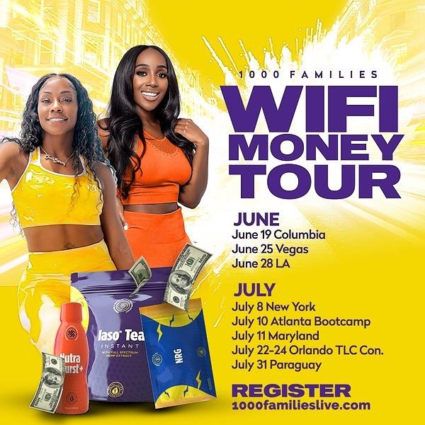 @1000families WiFi money tour  Link Thumbnail   Linktree