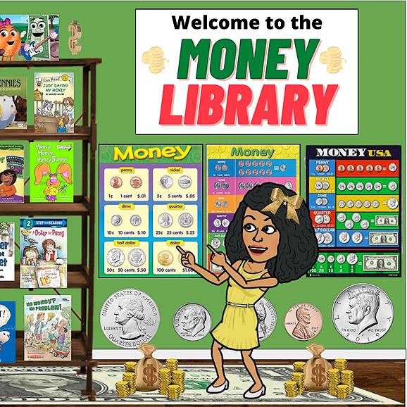 Miss Hecht Teaches 3rd Grade Money Link Thumbnail | Linktree