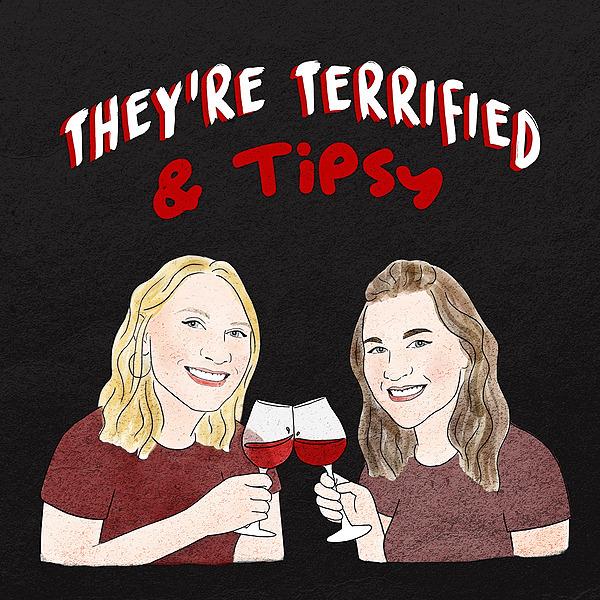 They're Terrified & Tipsy Pod (tipsypod) Profile Image | Linktree