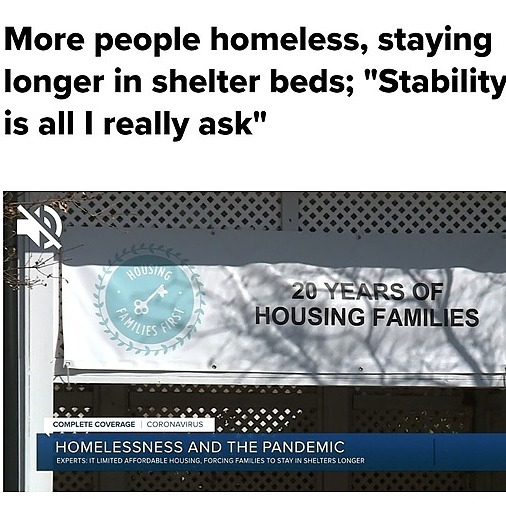 Homelessness During a Pandemic