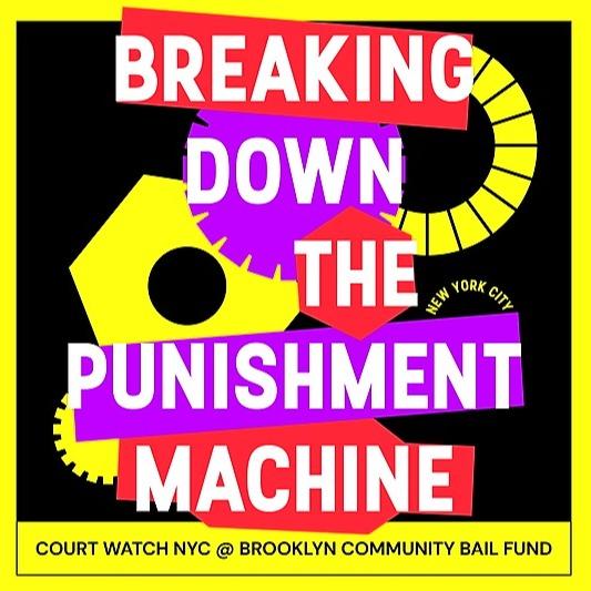 Brooklyn Community Bail Fund NEW RESOURCE: Court Watch NYC Zine Link Thumbnail | Linktree