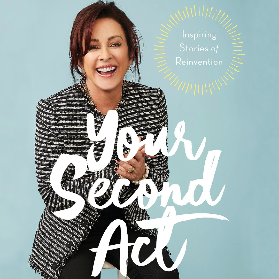 @patriciaheaton Get your copy! Your Second Act  Inspiring Stories of Reinvention Link Thumbnail   Linktree