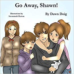 Go Away, Shawn! - Bullying and the power of forgiveness