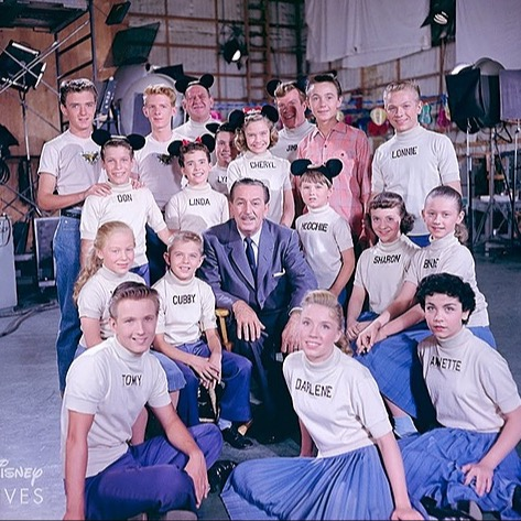 Walt Disney Archives: 65 Years in the Making: A Club for You and Me