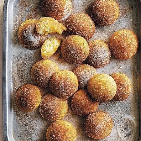 @donnahaymagazine cinnamon doughnut puffs Link Thumbnail   Linktree