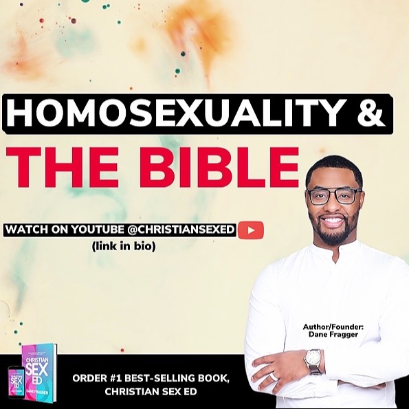 Order Christian Sex Ed ⬇ Is Homosexuality a Sin? Has Homosexual always been in the Bible? Link Thumbnail   Linktree