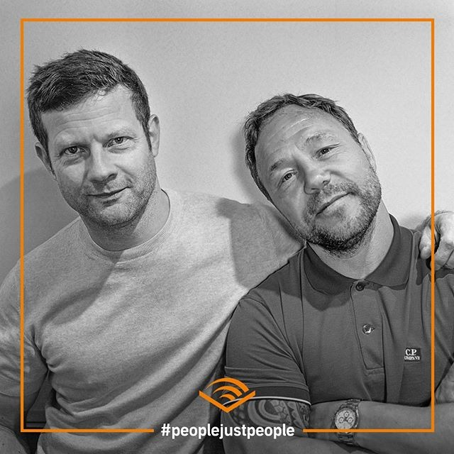 Audible UK People, Just People with Dermot O'Leary - Stephen Graham Link Thumbnail | Linktree