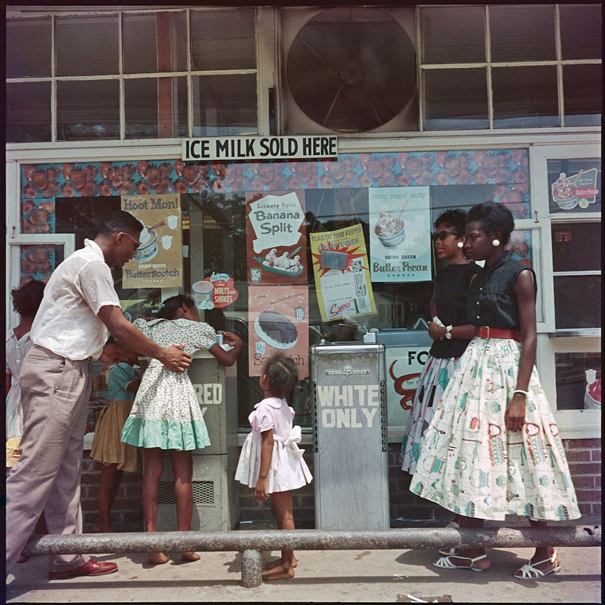 Gordon Parks, Segregation in the South, 1956