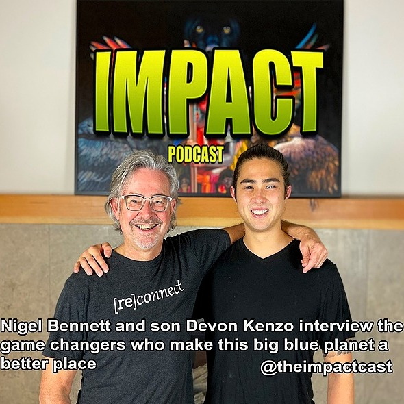 @Impactpod Profile Image | Linktree